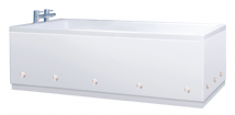 Illuminated LED Bath Panels